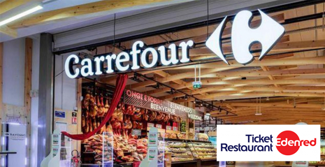 carrefour ticket restaurant