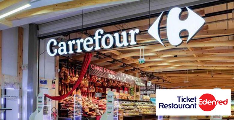 Carrefour ticket restaurant : faites le plein de fruits et légumes !